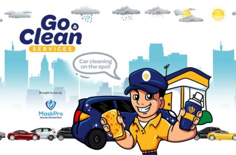 Go & Clean Services: Car Cleaning On The Spot