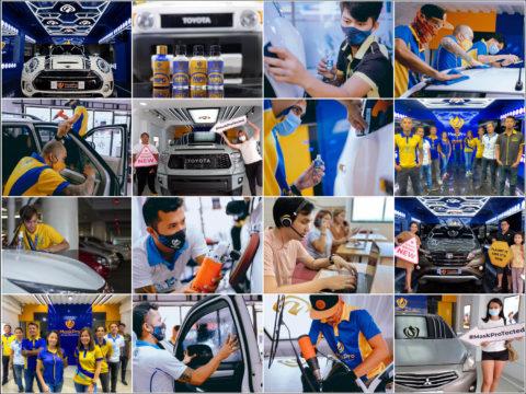 Franchising MaskPro Auto Detailing Services